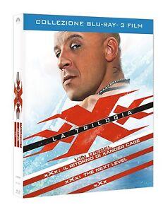 Blu Ray XXX - La Trilogia (3 Blu-Ray) .......NUOVO