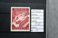 FRANCOBOLLI AUSTRIA USATI N. 836 (A54626)