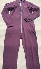 The Norwegian Original One Piece Jump In Jumpsuit NEW Medium Lavender Purple