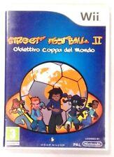 Street Football II 2 Obiettivo Coppa del Mondo - Nintendo Wii