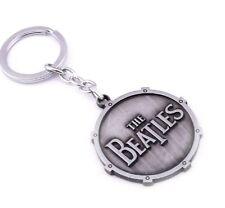 More details for the beatles logo metal keyring