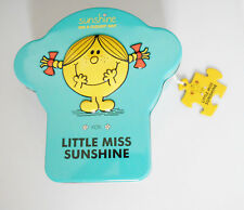Little Miss Sunshine Gibson 250 Piece Puzzle Sealed Bag In Tin NEW
