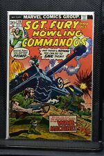 Sgt Fury and His Howling Commandos #118 Marvel Comic 1974 Stan Lee Ayers 6.0