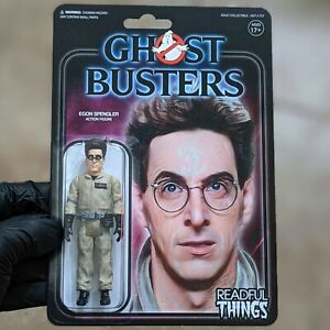 Ghostbusters - Egon Spengler - Readful Things - Action Figure