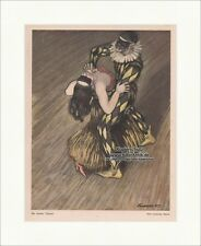 Ihr letzter Tänzer Jugendstil Otto Lendecke Paris Tanz Kostüm Hirth Jugend 1350