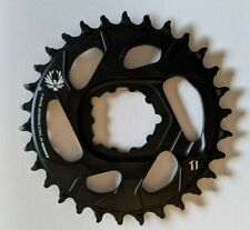 SRAM Eagle 11 Speed 1x Chainring - 30 tooth direct mount 3-Bolt -4mm Offset