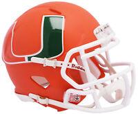 Riddell NCAA College AMP Alternate Speed Mini Football Helmet - ON SALE