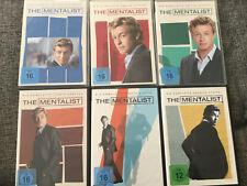 The Mentalist -  Staffel 1 2 3 4 5 6 [31 DVD]  Simon Baker