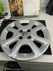 Vauxhall Viva Original Wheel Trim Has Marks