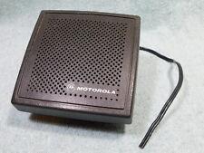 Motorola External Speaker Bracket For Ham Mobile Uhf Vhf 800 Radio Scanner