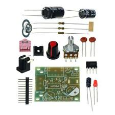 New LM386 Super MINI Amplifier Board 3V-12V DIY Kit Newular B4W3 H5J6.
