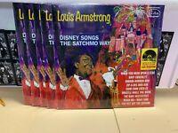 Louis Armstrong LP Disney Songs The Satchmo Way RSD 2019 Versiegelt