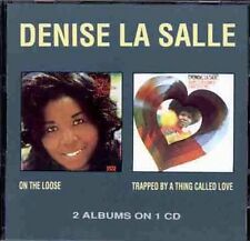 On the Loose/Trapped by a Thing Called Love by Denise LaSalle (CD, Sep-2004, Mu.