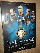 DVD N°7 I SIGNORI DEL CENTROCAMPO FC INTER HALL OF FAME CAMBIASSO VERON MATTEOLI