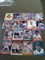*****Wade Boggs*****  Lot of 125 cards  ALL DIFFERENT