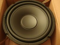"NEW 10"" Subwoofer Replacement Speaker.4ohm.Woofer.bass driver.Car Home audio"