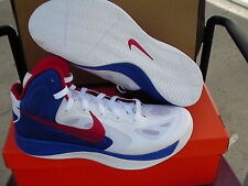 Nike hyperfuse light basketball shoes size 9 us new with box