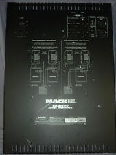 Mackie SRS1500 Subwoofer Amp Amplifier Module Flat Rate Repair Service!