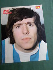 Jimmy Mcgill-Huddersfield Player-1 página Revista Panorama-clipping/cutting