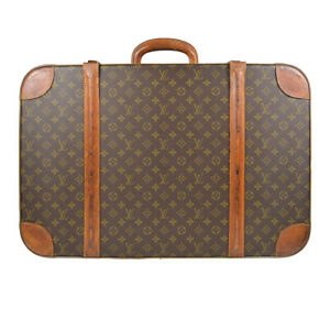 LOUIS VUITTON STRATOS 70 TRUNK HAND BAG HARD CASE MONOGRAM M23234 62218