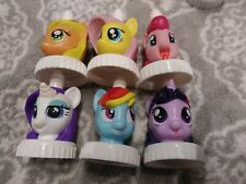 Good 2 Grow Juice Bottle Topper Only - My Little Pony Lot of 6