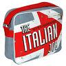 NEW OFFICIAL The Italian Job Classic Retro Crossbody Satchel Shoulder Bag