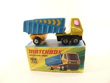 Matchbox Superfast New N.50 -articulated Camion - in Scatola MIB 1973 - 1/64