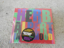 HERB ALPERT-IN THE MOOD-LANI HALL-CD-DIGIPAK-FACTORY SEALED-BRAND NEW!