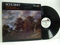 VIENNA OCTET schubert octet LP EX/EX-, SDD 230, vinyl album, uk, ace of diamonds
