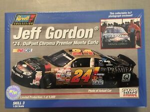 LAST 1! 1997 RevellRacing Reflections #24 Jeff Gordon DuPont Chroma Premier 1/24
