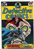 Detective Comics 437 VG+ 1st New Manhunter Batman DC Comics  SA