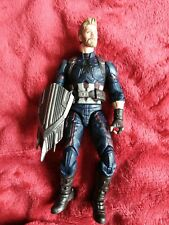 "Steve Rogers Figure Marvel Legends alternate Captain America 6"" action figure"