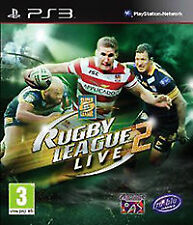 Rugby League Live 2 (Sony PlayStation 3, 2012)