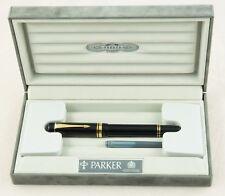 Parker Duofold Centennial Fountain pen black