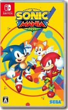 New Nintendo Switch SONIC MANIA PLUS Japan HGA-0004 4974365861131