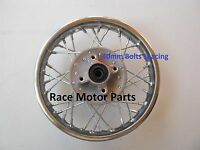 10 Inch 32H Rear rim Chinese Motorsports Dirtbike pit bike Motorcross 40mm space