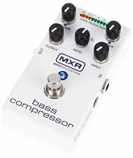 MXR M87 BASS COMPRESSOR GUITAR EFFECT PEDAL WITH LED METER - BRAND NEW!