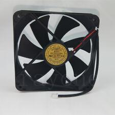 YaLn FAN 120*120*25mm D12BH-12 DC12V 0.3A 12CM 2Pin Cooling Fan