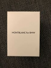 Montblanc limited edition Bmw For Montblanc ink brand new