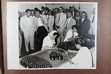 Vintage Photo Album E. R. Squibb Medicine Factory in Istanbul Turkey 1950s