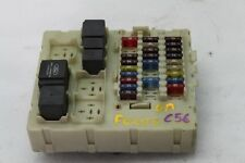 00 01 02 03 Ford Focus Sohc Fuse Box Relay Center C-35