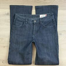 Jag Jeans High Rise Reg Fit Boot Cut Womens Jeans Size 9 Fit 80-2 W28 L31.5 (M2)