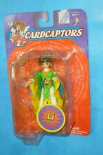 Trendmasters Cardcaptors Li Collectible Figurine Figure Doll Nip