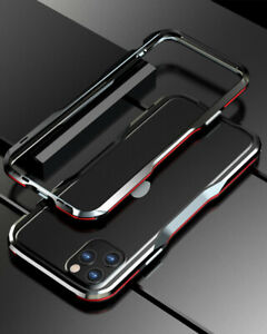 Origina LUPHIE Metal Bumper Aluminum Hard Protect Case Cover f iPhone 11 Pro Max