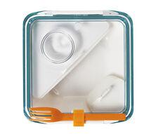 Ozeanblau Kiste Appetit Lunchbox by Black & Blum