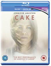 Cake Blu-ray 2015 Region Jennifer Aniston Anna Kendrick