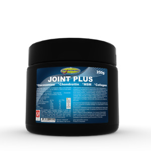TOP NUTRITION JOINT PLUS 250G / GLUCOSAMINE CHONDROITIN MSM JOINT SUPPORT