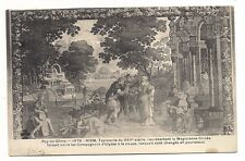 riom  tapisserie du XVIIsiècle