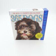 2020 365 Dogs Box Calendar