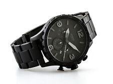 Fossil Herrenuhr JR1401 Nate Trend Chronograph Uhr